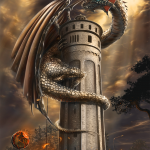 Dragon Water Tower